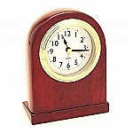High Gloss wooden Desk clock