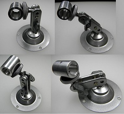 Multidirectional Mounting Bracket For Laser Modules