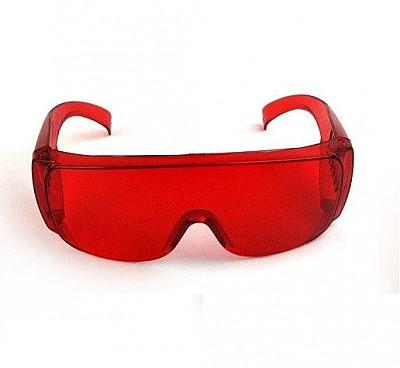 59f1bd0d7b533 Óculos de proteção para laser verde